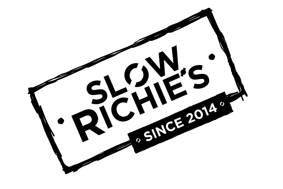 Slow Richie's Logo